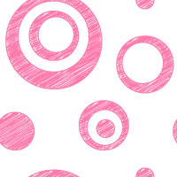 light pink scribble dot background pattern tile